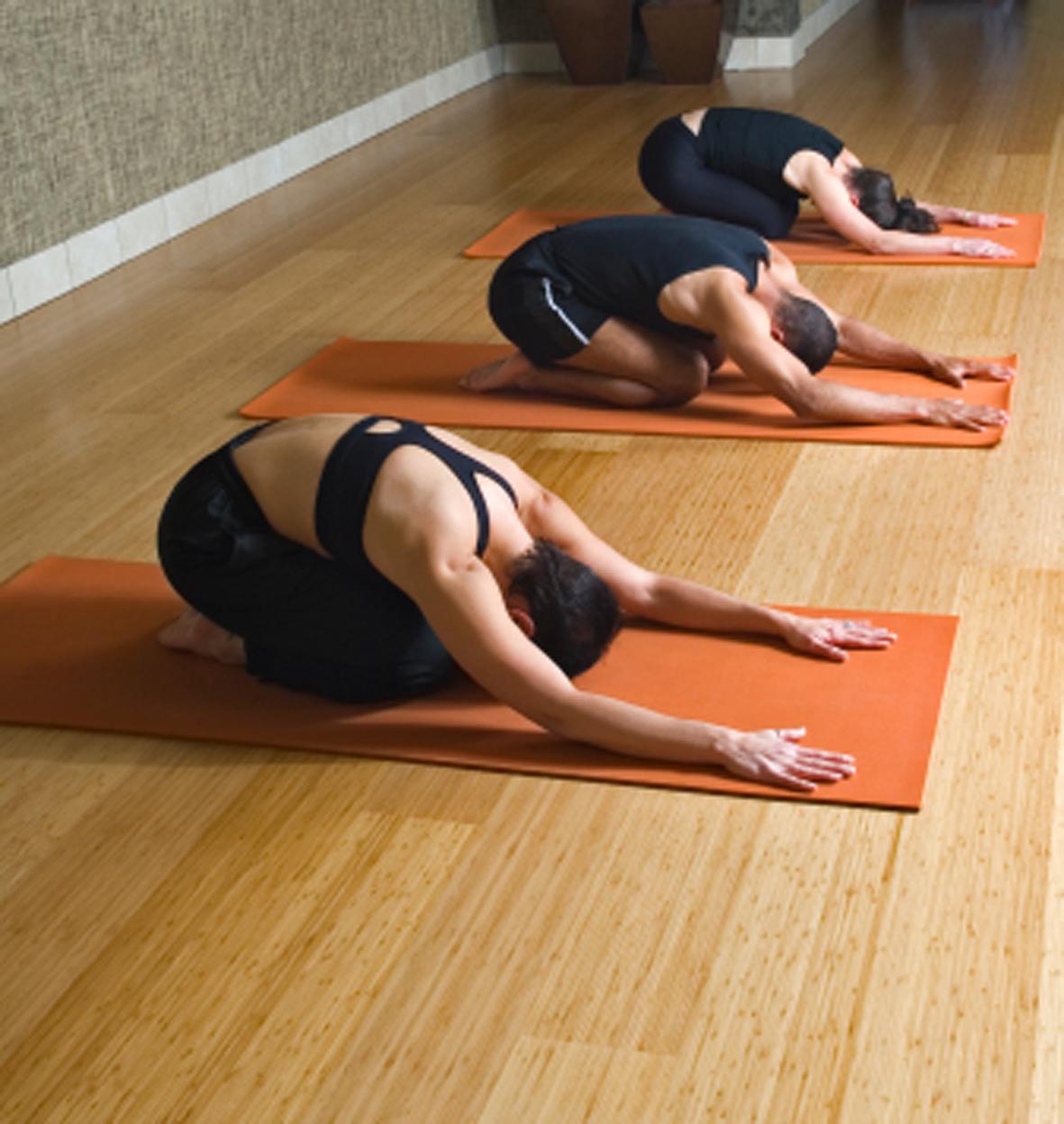 Центры йоги в Екатеринбурге