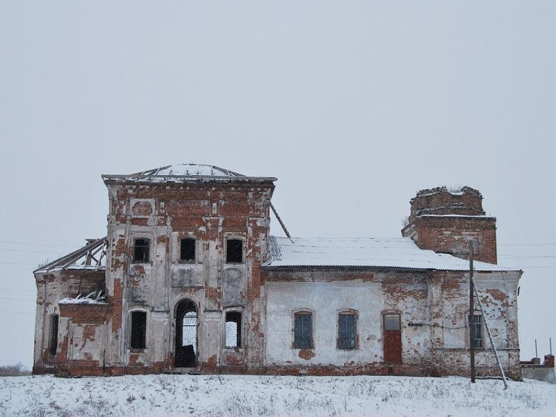 Богдановичский район, ильинское село