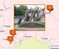 Памятники Екатеринбурга и Уральского ФО