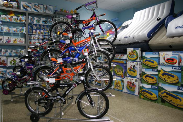 Где купить велосипед в Екатеринбурге? Магазины велосипедов в Екатеринбурге.