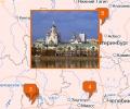 Пруды Екатеринбурга