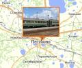 Железнодорожная станция Петухово