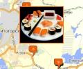 Где заказать доставку суши в Челябинске?