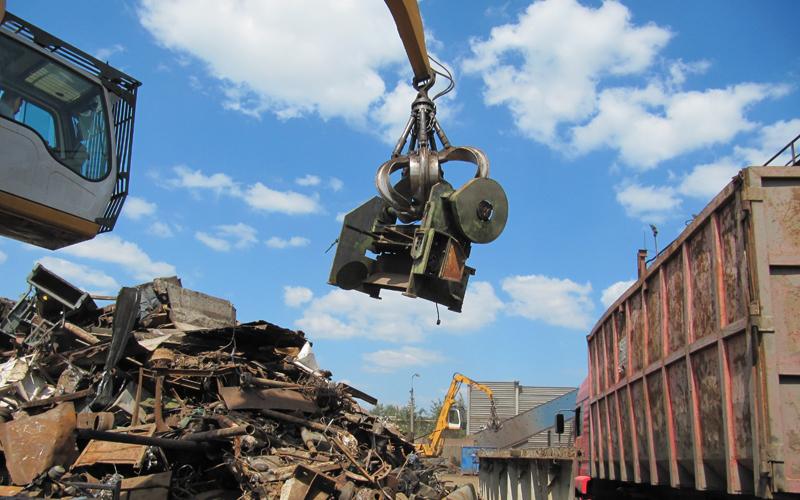 Где находятся пункты приема металлолома в Челябинске?