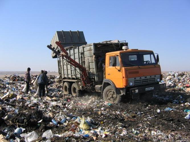 Куда обратиться для вывоза мусора в Екатеринбурге?