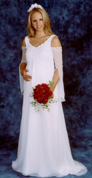 Где купить свадебные платья для беременных в Екатеринбурге