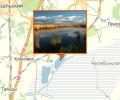 Озеро Большой Сарыкуль