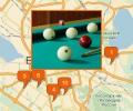 Где поиграть в бильярд в Екатеринбурге?