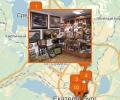 Где находятся антикварные магазины в Екатеринбурге?