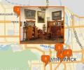 Где находятся антикварные магазины в Челябинске?