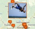Где заниматься кайтингом и кайтсерфингом в Екатеринбурге?