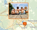 Где находятся детские лагеря в Екатеринбурге?