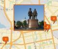 Где проводят необычные экскурсии в Екатеринбурге?