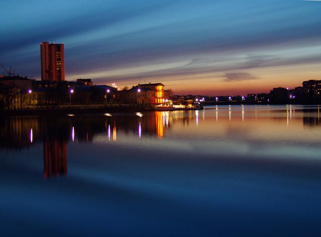 Какие природные объекты Екатеринбурга хороши для экскурсий?