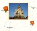 Какие древнейшие храмы есть на территории Екатеринбурга?