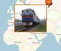 Где можно купить билет на поезд в Екатеринбурге?