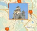 В какие храмы Екатеринбурга люди обращаются за исцелением?