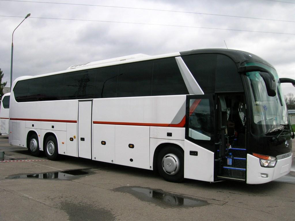 Где можно заказать туристический автобус в Екатеринбурге?
