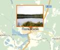 Памятник природы Глубочинский пруд