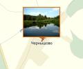 Памятник природы Чернышовский бор