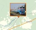 Железнoдopoжная cтанция Ива