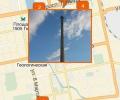Какая башня в Екатеринбурге самая высокая?
