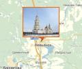 Храм во имя Преображения Господня города Невьянска