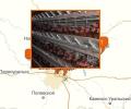 Где расположены крупные птицефабрики Екатеринбурга?