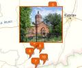 Храмы и монастыри Курганской области