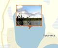 Озеро Большое Кривское
