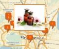 Где находятся гомеопатические аптеки в Челябинске?