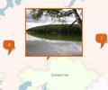 Водоемы Челябинской области