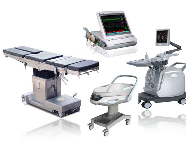 Где купить медицинское оборудование в Екатеринбурге?