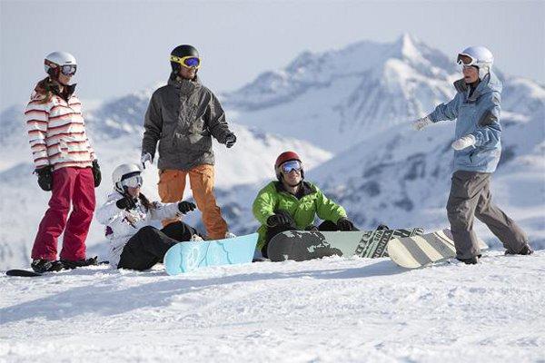 Где покататься на сноуборде в Челябинске?