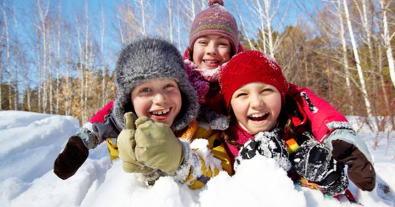 Куда отправить ребенка на зимние каникулы в Екатеринбурге?