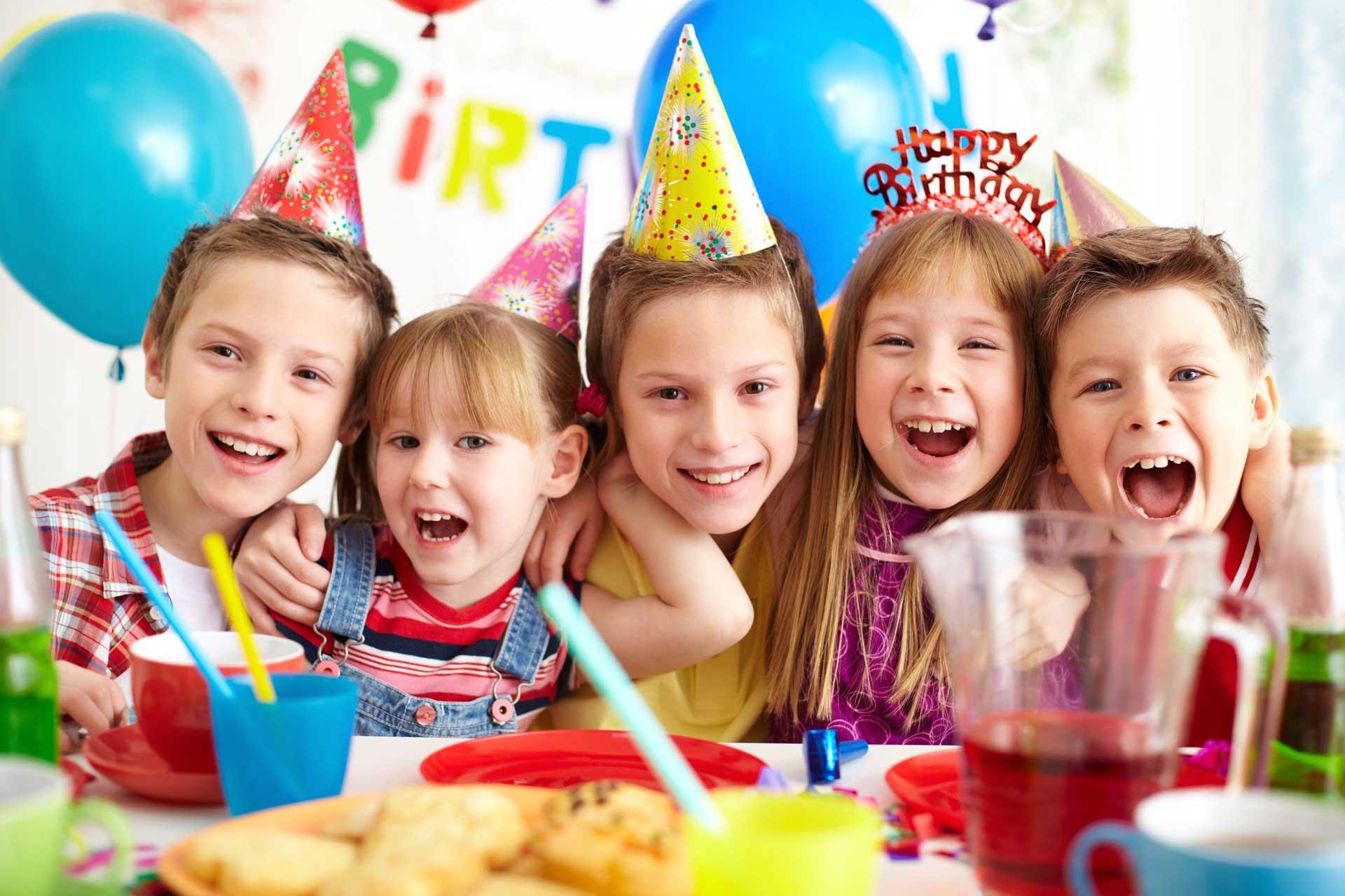 Где отметить день рождения ребенка в Екатеринбург?