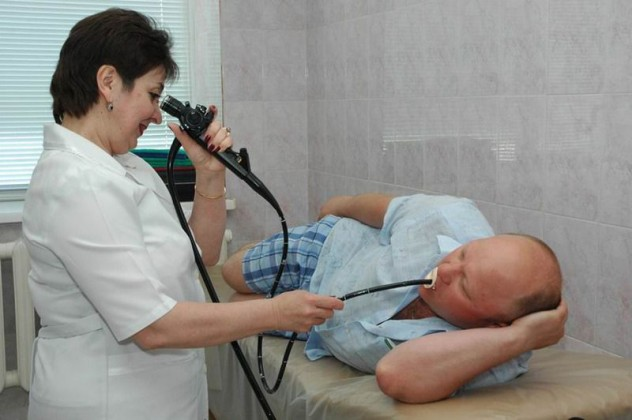 Где сделать гастроскопию в Челябинске?