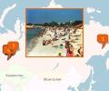Где купаться в Екатеринбурге?