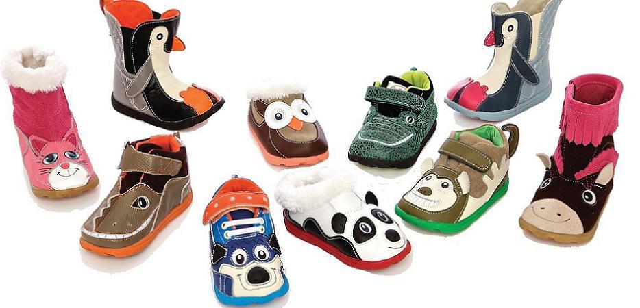 Детская обувь в Челябинске - качественная и недорогая