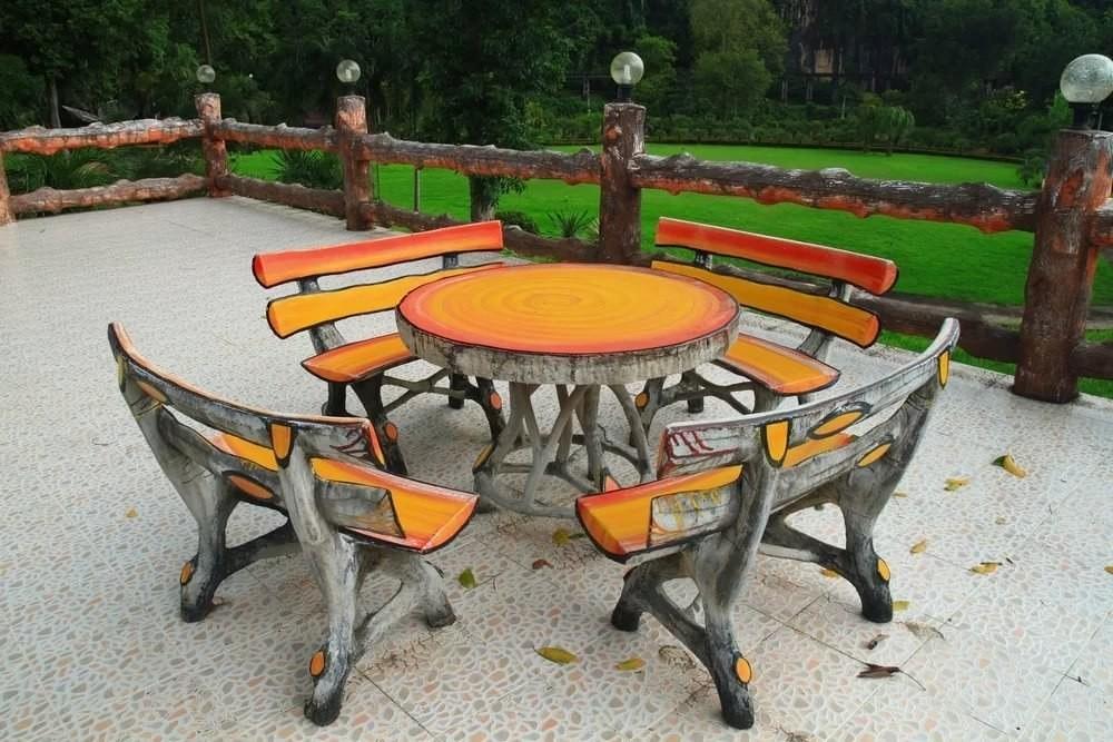 Где купить садовую мебель в Челябинске?