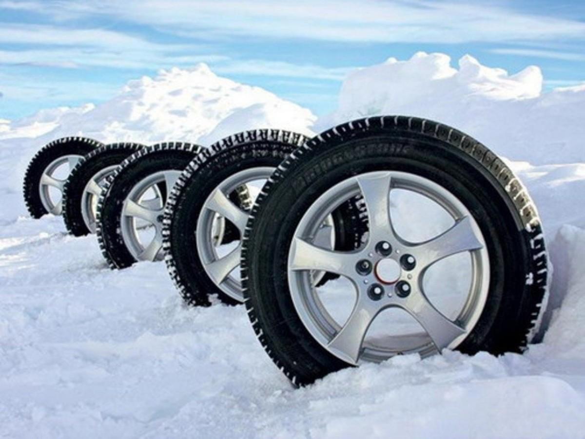 Где купить зимние шины в Челябинске?