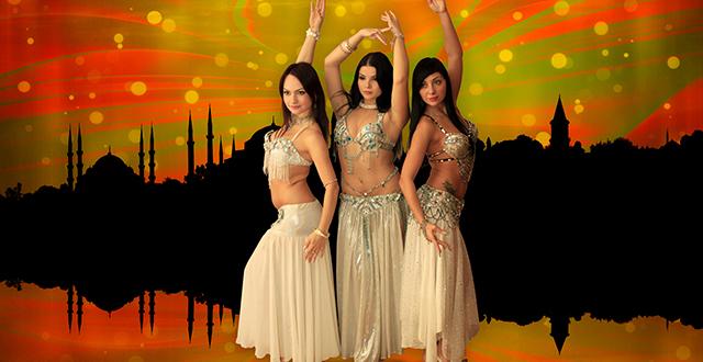Восточные и индийские танцы в Челябинске.