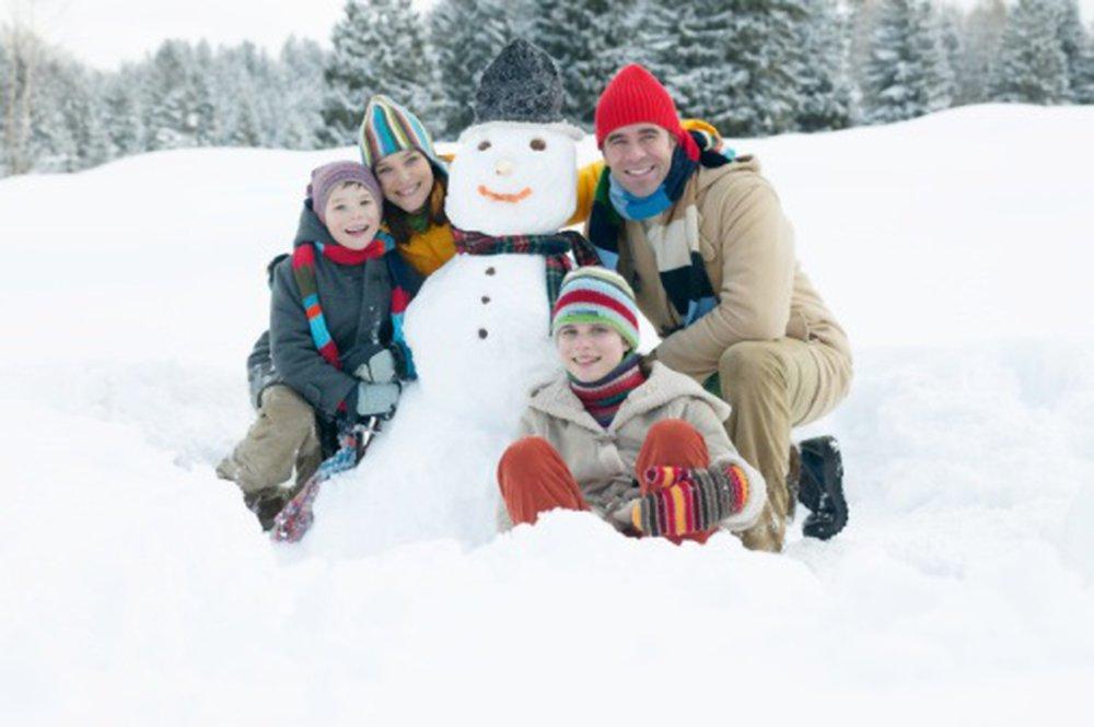 Куда отправить ребенка на зимних каникулах в Челябинске? Детские зимние лагеря в Челябинске
