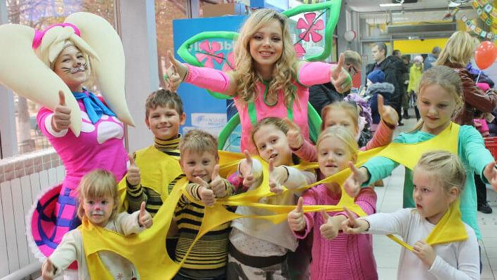 Где заказать организацию детских праздников в Челябинске?