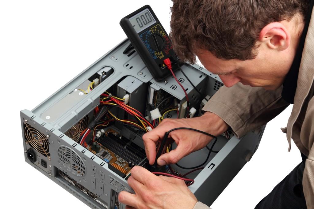 Ремонт компьютеров в Челябинске в компьютерных сервисах города