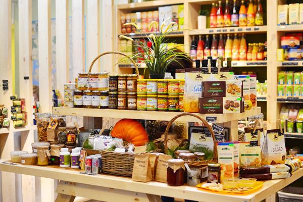 Где находятся магазины ЭКО-продуктов в Екатеринбурге?