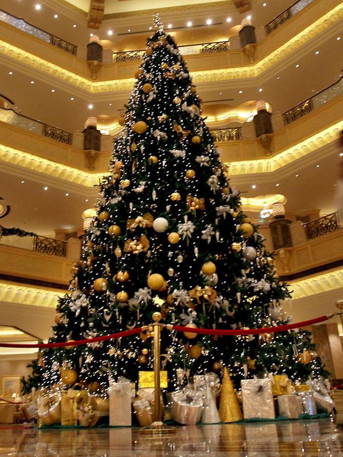 Новогодняя ёлка в Екатеринбурге.