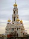 г. Екатеринбург, храм-колокольня Большой златоуст
